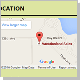 Vacationland Sales