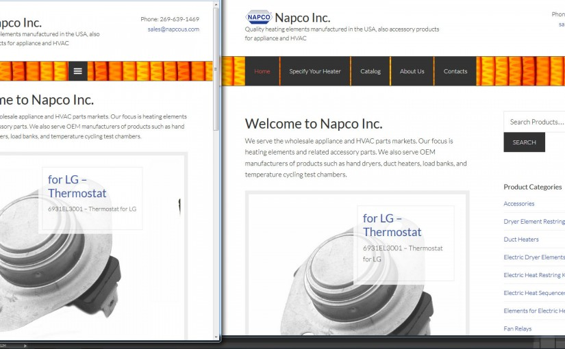 Napco Inc.