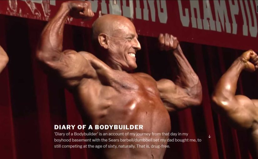 Diary of a Bodybuilder
