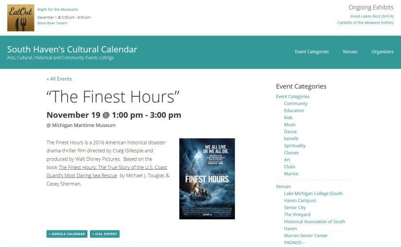 South Haven's Cultural Calendar