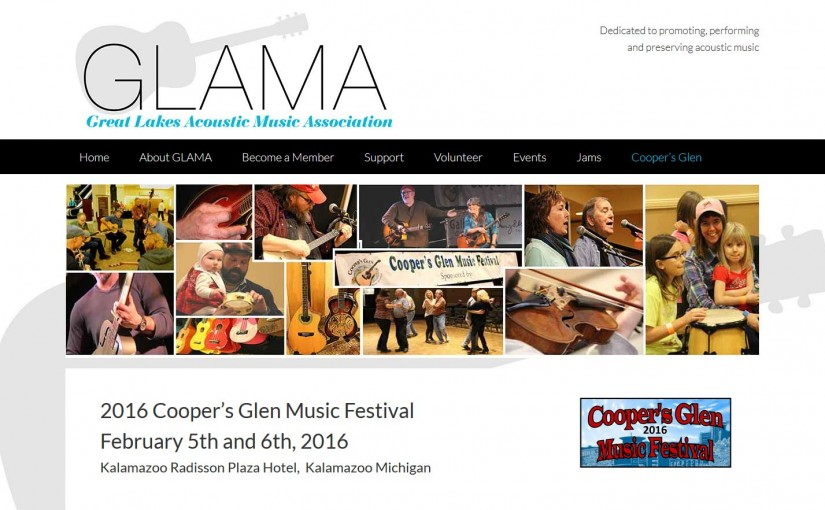 Great Lakes Acoustic Music Association
