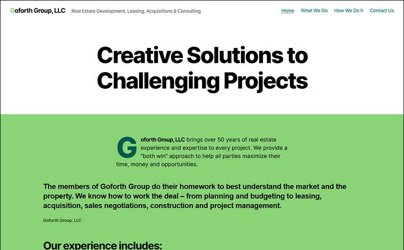 Goforth Group
